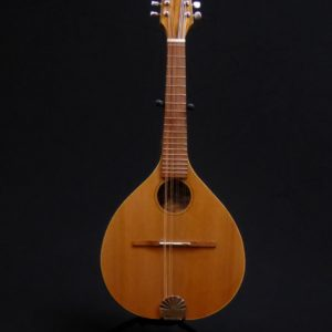 Wishart Celtic Mandolin by Justin Deurmyer
